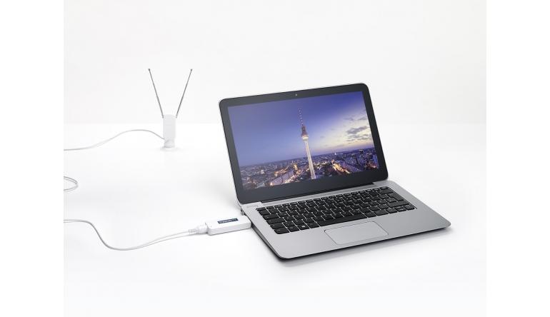 TV USB-Stick von Freenet TV: Neue Software soll Bild und Ton stabilsieren - News, Bild 1