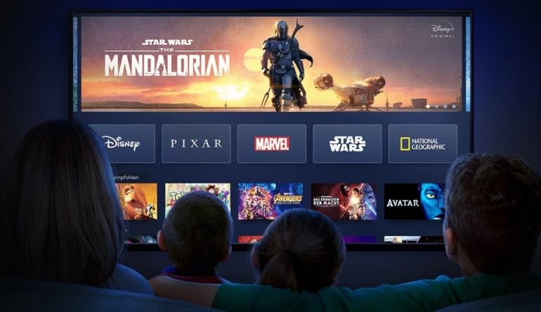 TV Wie Netflix und YouTube: Auch Disney+ reduziert zum Start die Bandbreite wegen Coronakrise - News, Bild 1