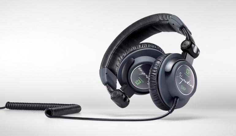 HiFi Für Club, Studio und Wohnzimmer: Dynamischer Kopfhörer Signature DXP von Ultrasone - News, Bild 1