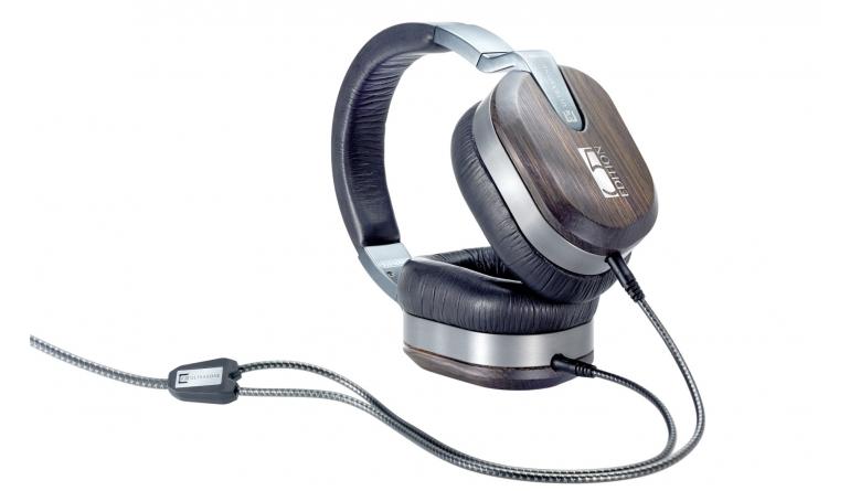 HiFi High End 2016: Ultrasone mit neuen Kopfhörern Edition 7 und Edition M Black Pearl - News, Bild 1