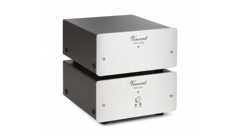 Heimkino Neuer Vincent-Phonovorverstärker PHO-300 - Externes Netzteil - News, Bild 1