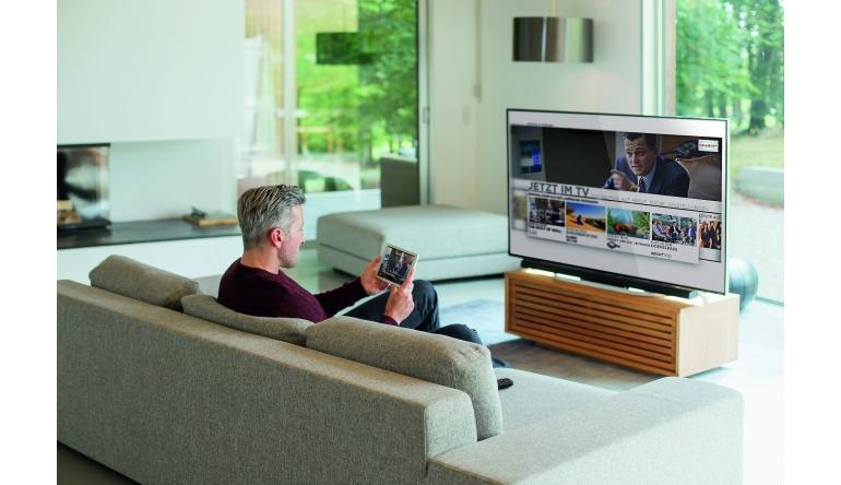 TV GigaTV von Vodafone gestartet: 4K-Receiver und neue Empfehlungslogik - News, Bild 1