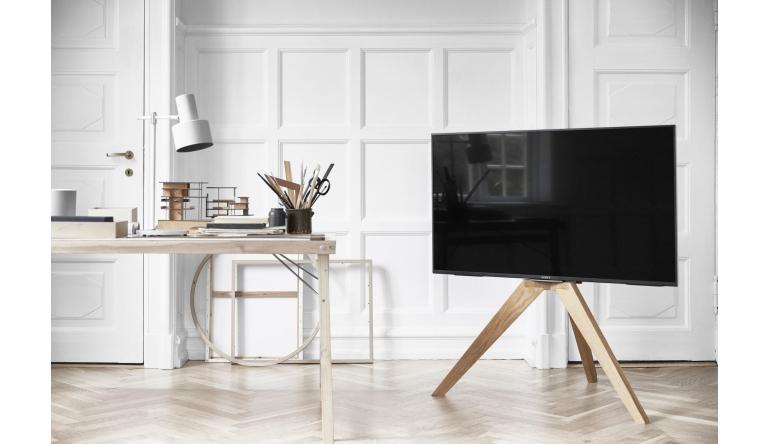 f r fernseher bis 70 zoll diagonale und 40 kilo gewicht neues tv m bel von vogel s. Black Bedroom Furniture Sets. Home Design Ideas