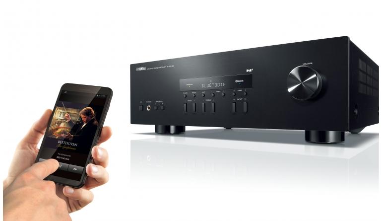 Heimkino Neuer Stereo-Receiver R-S202D von Yamaha - Bluetooth-Streaming und DAB+ - News, Bild 1