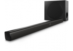 HiFi Philips Soundbar-Trio von Gibson Innovations - Externer Subwoofer und Bluetooth - News, Bild 2