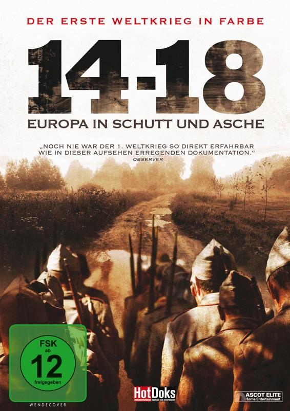DVD Film 14-18 – Europa in Schutt und Asche (Ascot) im Test, Bild 1