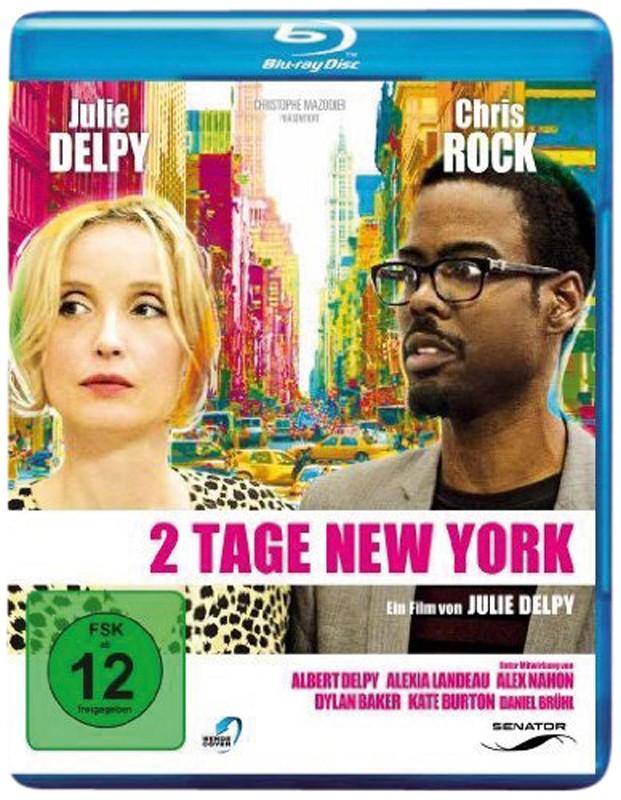 Blu-ray Film 2 Tage New York (Senator) im Test, Bild 1