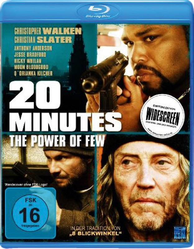Blu-ray Film 20 Minutes – The Power of Few (KSM) im Test, Bild 1