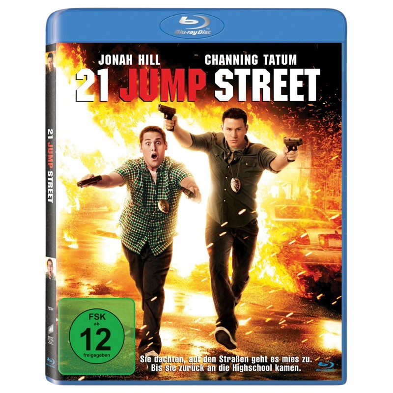 Blu-ray Film 21 Jump Street (Sony Pictures) im Test, Bild 1