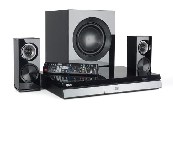 Blu-ray-Anlagen LG BH7220C im Test, Bild 1