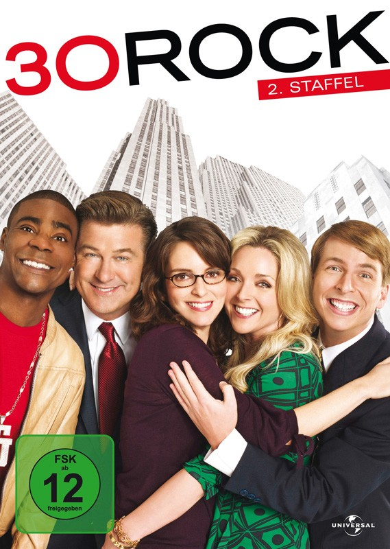 DVD Film 30 Rock – Season 2 (Universal) im Test, Bild 1