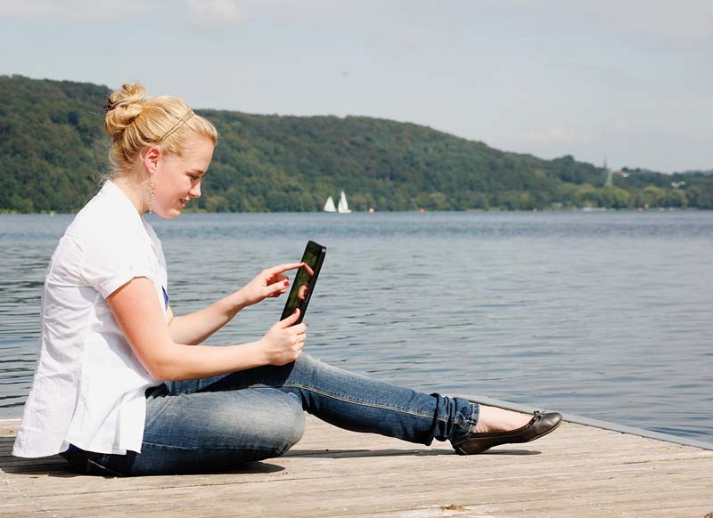 Tablets: 4 Einsteiger-Tablet-PCs, Bild 1