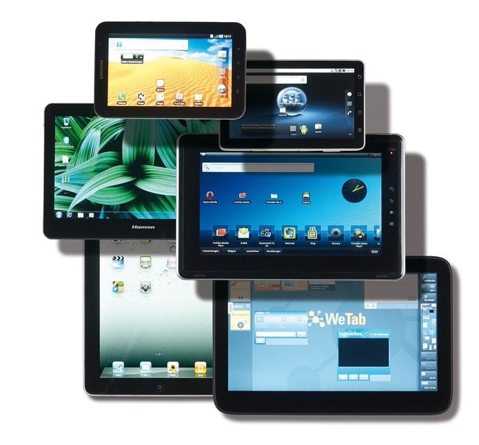 Tablets: 6 Spitzen-Tablet-PCs, Bild 1
