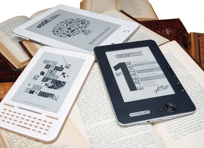 E-Book Reader: 8 E-Book-Reader, Bild 1
