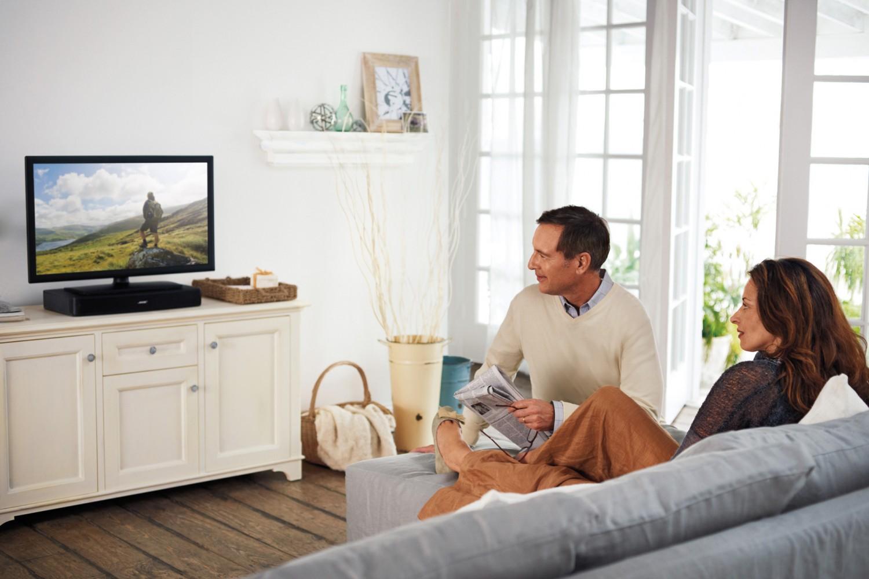 test soundbar bose solo tv sound system. Black Bedroom Furniture Sets. Home Design Ideas