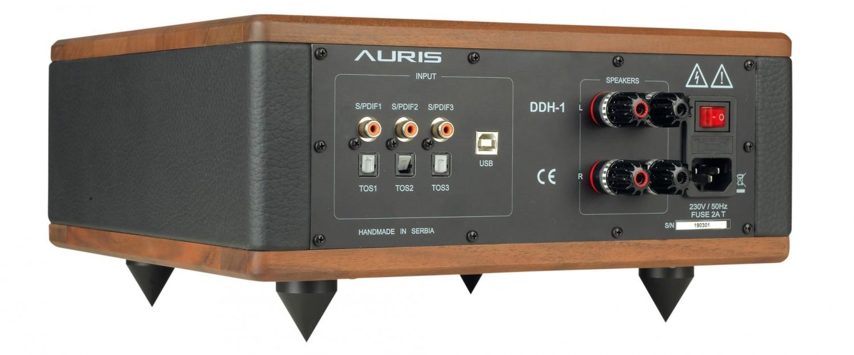 Vollverstärker Auris DDH-1, Auris Poisen 1 im Test , Bild 5