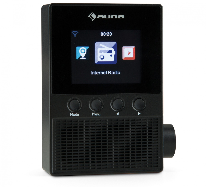 Internetradios Auna iAdapt 240, Auna Digi Plug im Test , Bild 1