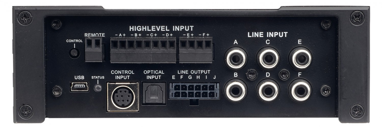 Car-HiFi Endstufe Mono Helix M ONE X, Helix M FOUR DSP im Test , Bild 3
