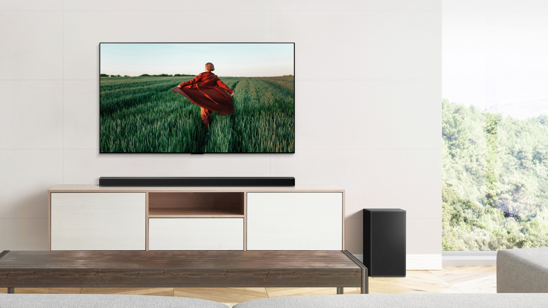 Soundbar LG DSP8Y im Test, Bild 1