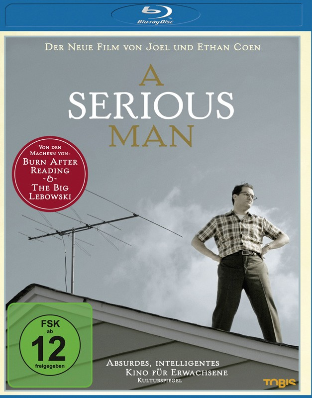 Blu-ray Film A Serious Man (Universum) im Test, Bild 1