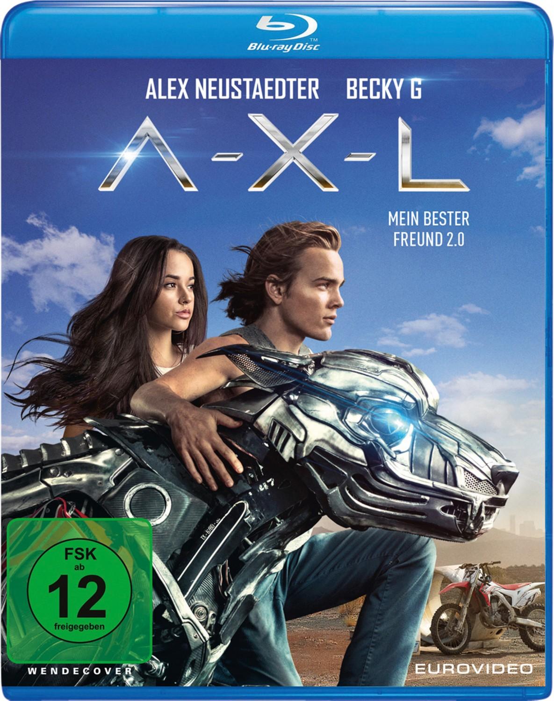 Blu-ray Film A-X-L – Mein bester Freund 2.0 (Eurovideo) im Test, Bild 2