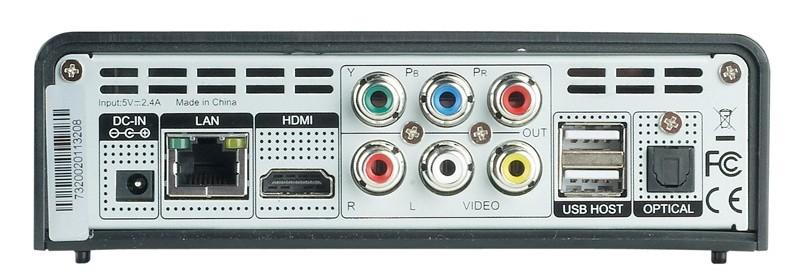 DLNA- / Netzwerk- Clients / Server / Player AC Ryan Playon HD mini im Test, Bild 4
