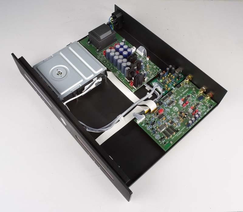 CD-Player Accustic Arts Player ES im Test, Bild 4
