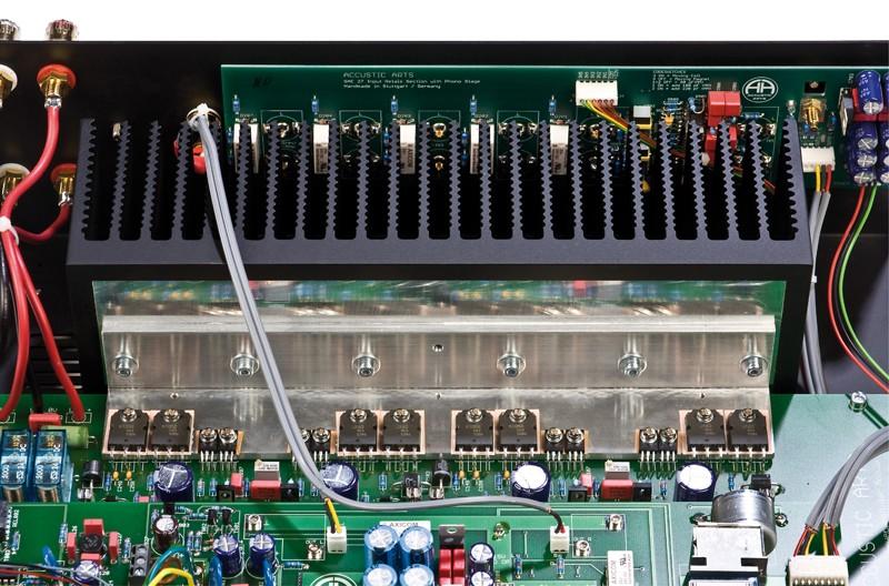 Vollverstärker Accustic Arts Power I Mk3 im Test, Bild 3
