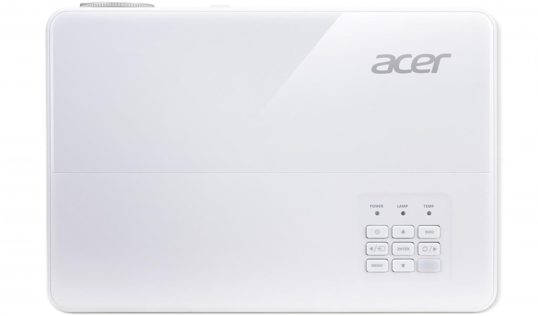 Beamer Acer PD1520i im Test, Bild 2