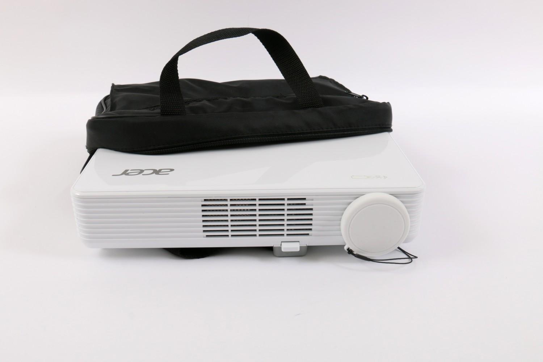 Beamer Acer PD1520i im Test, Bild 4