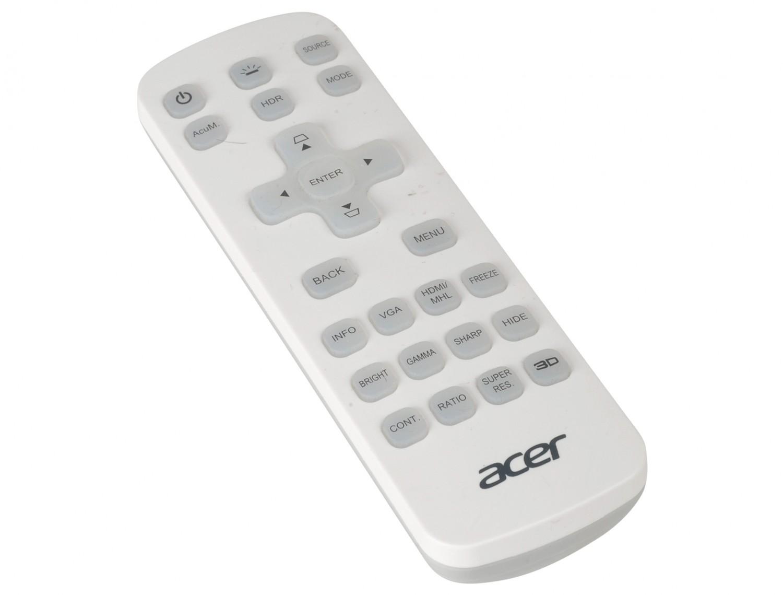 Beamer Acer V7850 im Test, Bild 4