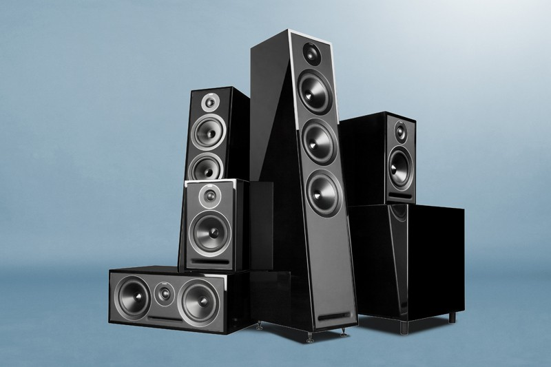 Lautsprecher Surround Acoustic Energy Acoustic Energy AE-5.1-Set im Test, Bild 1