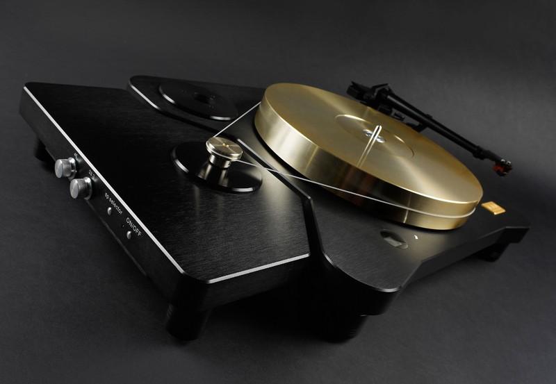 Plattenspieler Acoustic Masterpiece T-01 im Test, Bild 1