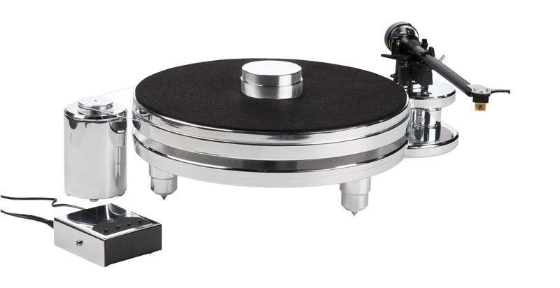 Plattenspieler Acoustic Solid 111 Metall im Test, Bild 2