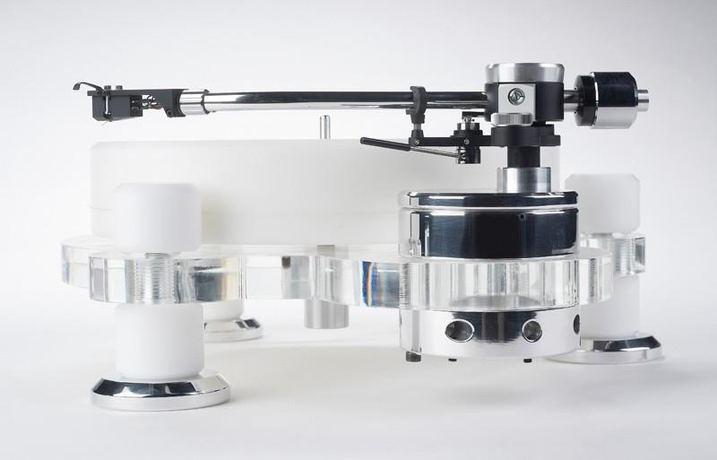 Plattenspieler Acoustic Solid Machine Transparent im Test, Bild 4