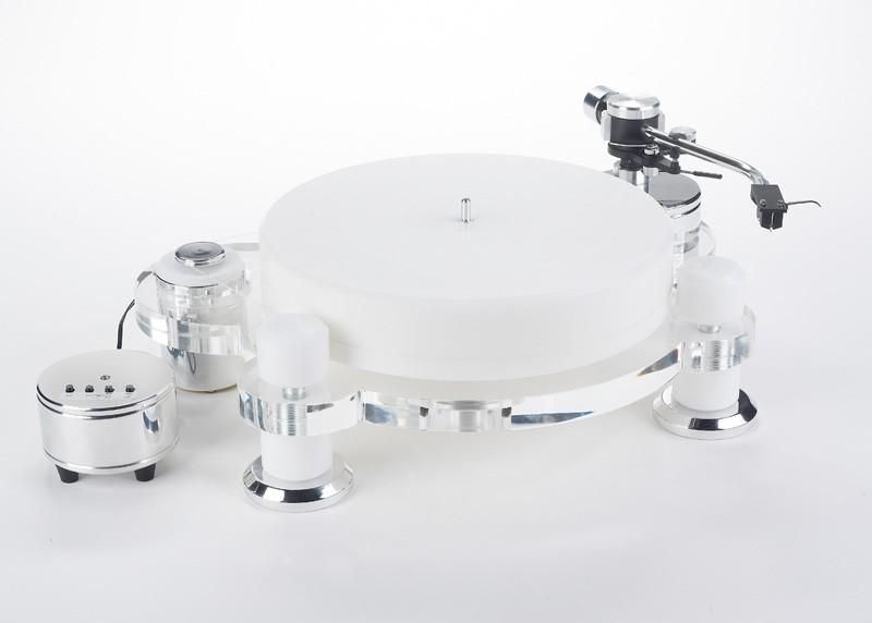 Plattenspieler Acoustic Solid Machine Transparent im Test, Bild 5