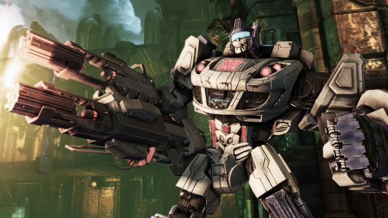 Games PC Activision Transformers - Untergang von Cybertron im Test, Bild 2