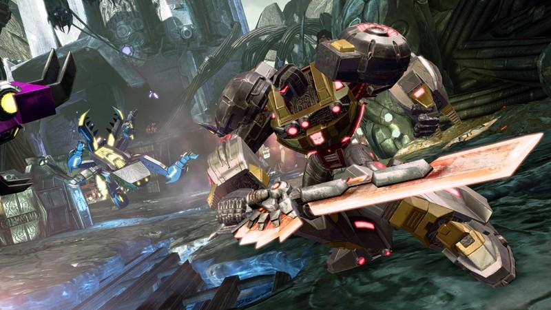 Games PC Activision Transformers - Untergang von Cybertron im Test, Bild 4