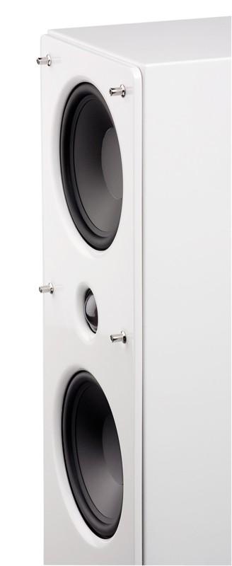 Lautsprecher Surround Advance Acoustic Kubik K9s/Kcenter/K3s/SUB-200 im Test, Bild 2