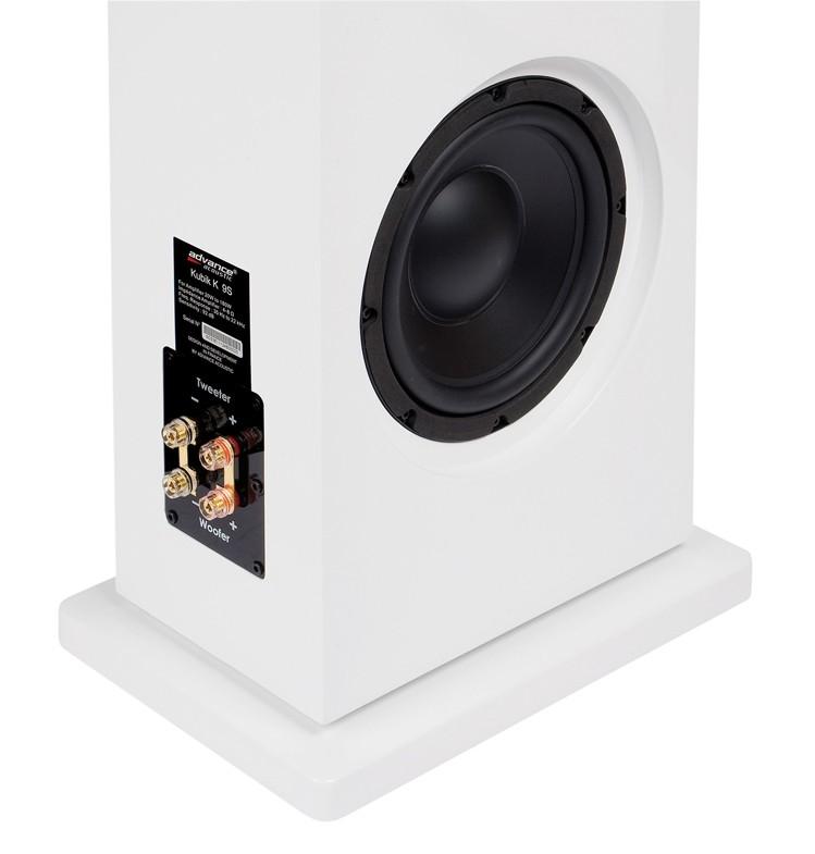 Lautsprecher Surround Advance Acoustic Kubik K9s/Kcenter/K3s/SUB-200 im Test, Bild 3