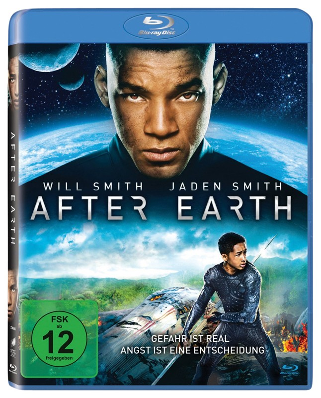 Blu-ray Film After Earth (Sony Pictures) im Test, Bild 1