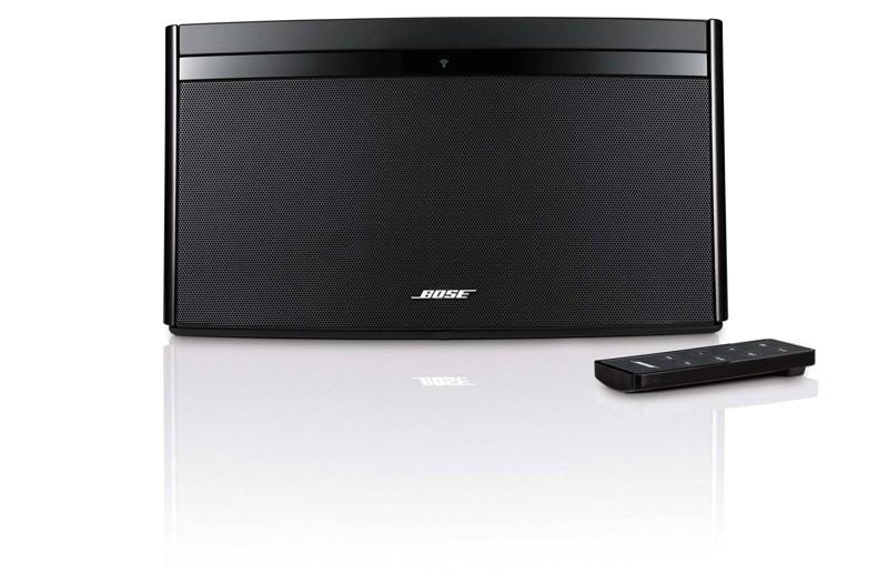 test airplay speakersystem bose soundlink air bildergalerie bild 3. Black Bedroom Furniture Sets. Home Design Ideas