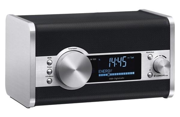 test dab radio albrecht audio albrecht dr 900 gut. Black Bedroom Furniture Sets. Home Design Ideas
