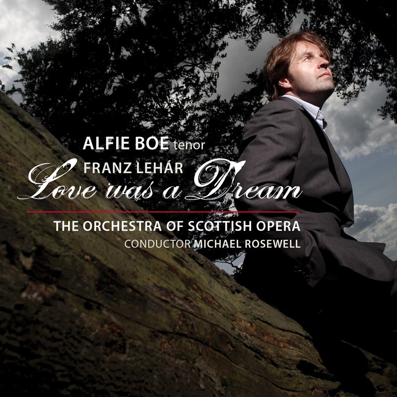 Download Alfie Boe - Franz Lehár: Love was a dream (Linn Records) im Test, Bild 1