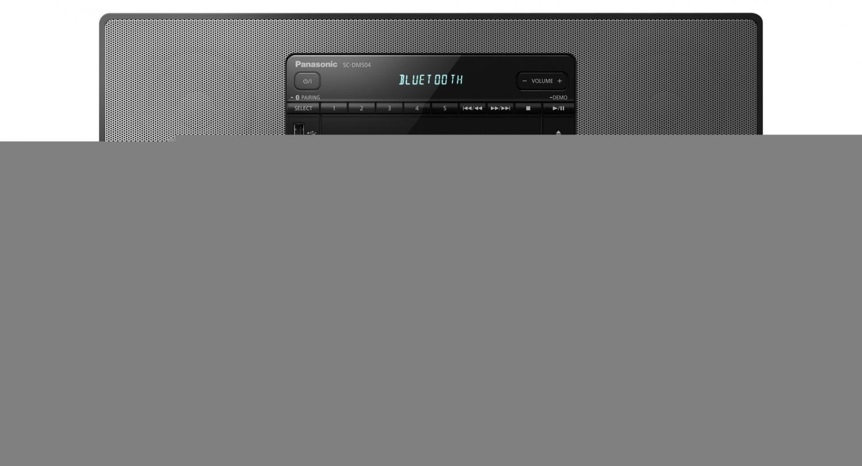 All-in-one-System Panasonic SC-DM504 im Test, Bild 2
