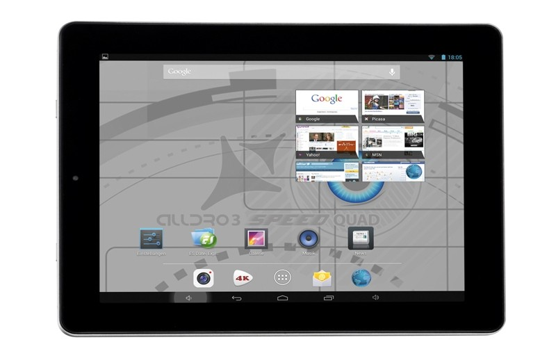 Tablets Allview mobile Alldro 3 im Test, Bild 14