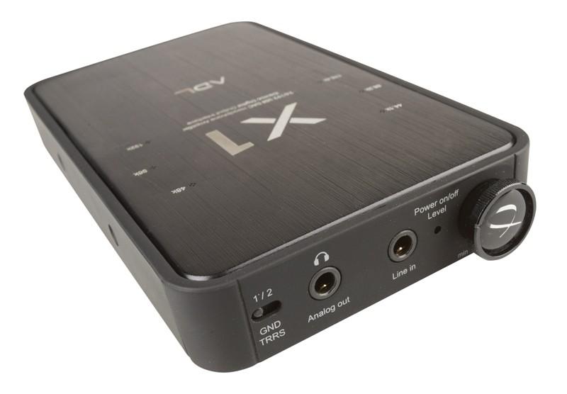 D/A-Wandler Alpha Design Labs X1 im Test, Bild 4