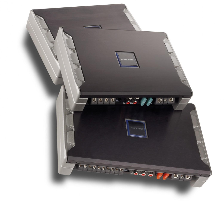 Car-HiFi Endstufe Mono Alpine PDR-M65, Alpine PDR-F50, Alpine PDR-V75 im Test , Bild 1