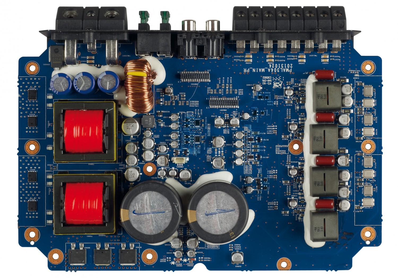 Car-HiFi Endstufe Mono Alpine PDR-M65, Alpine PDR-F50, Alpine PDR-V75 im Test , Bild 2