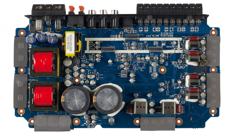 Car-HiFi Endstufe Mono Alpine PDR-M65, Alpine PDR-F50, Alpine PDR-V75 im Test , Bild 4
